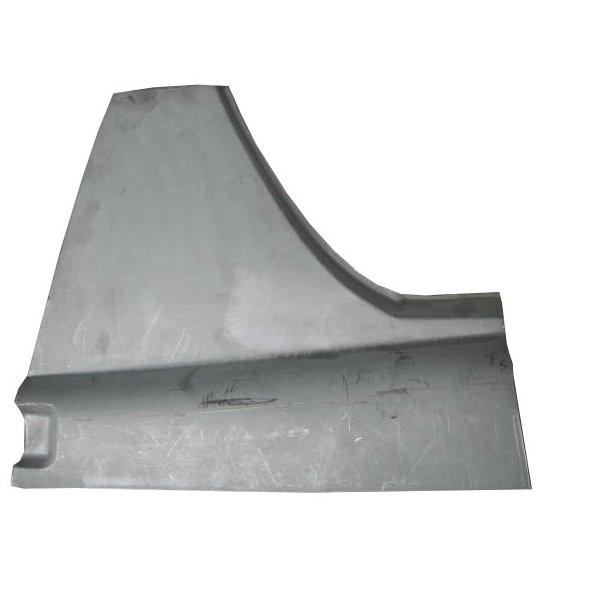 Reparaturblech Targa-Bügel links