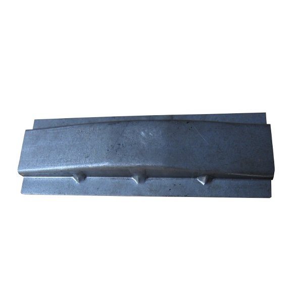 Increase of seat console on base plate