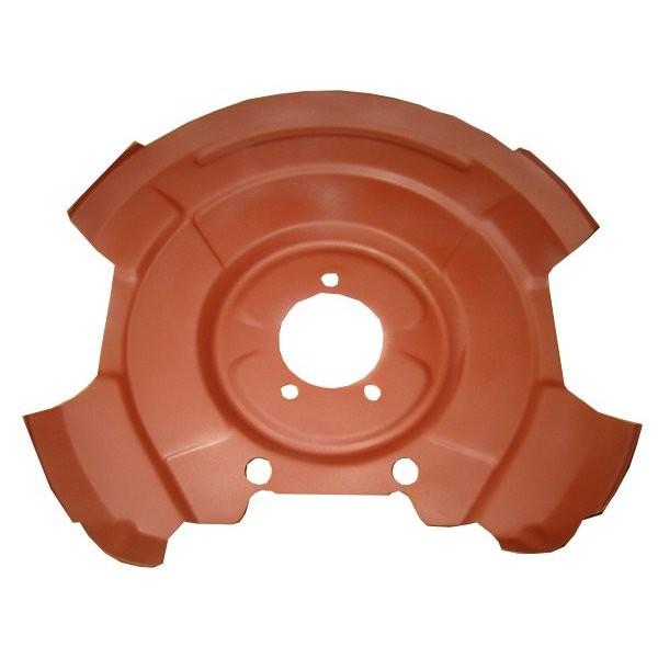 Front brake panel