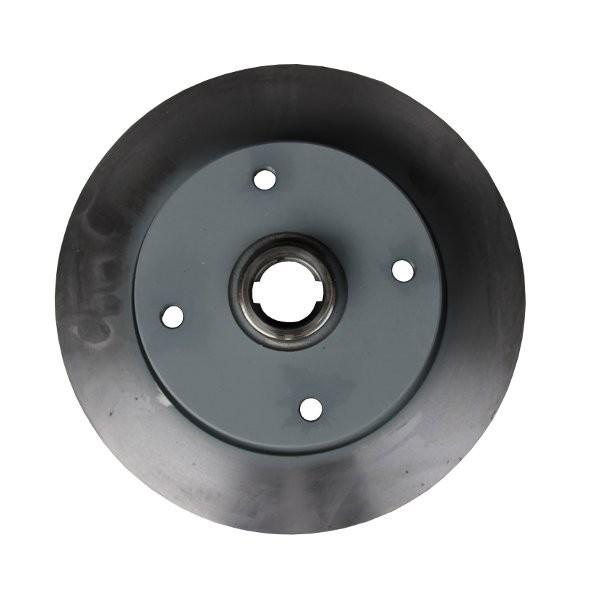 Front brake disk till 72