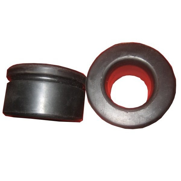 Rubber for front wishbone