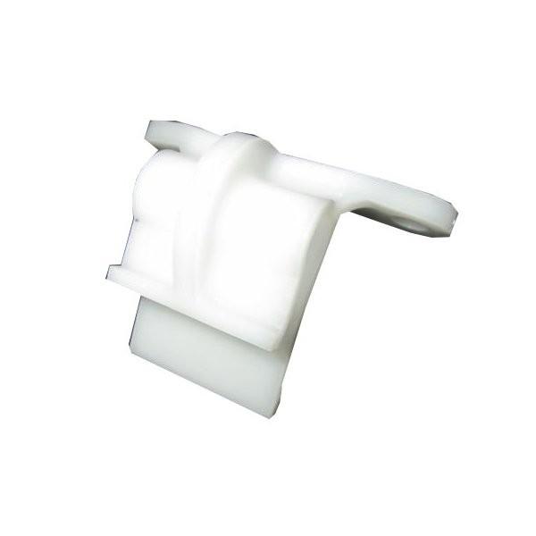 Dachhalter im Kofferraum Plastik Weiß
