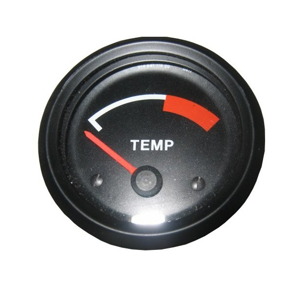 Instrument Temperatur überholt