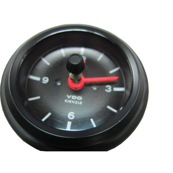 Clock for center console