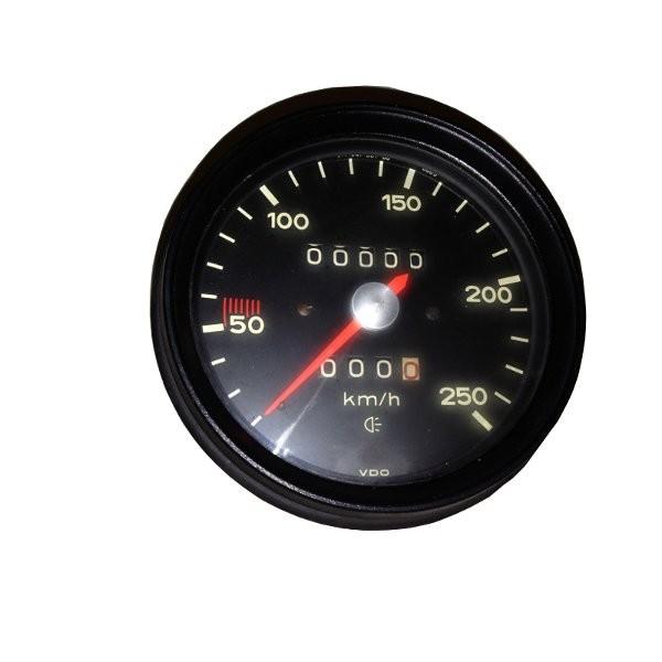 Tachometer mechanisch bis 250km/h